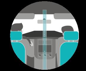 equipement de voiture pour la santé et la sécurité des techniciens télécoms